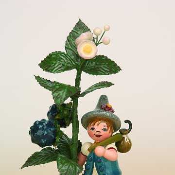 Herbstkind Brombeere