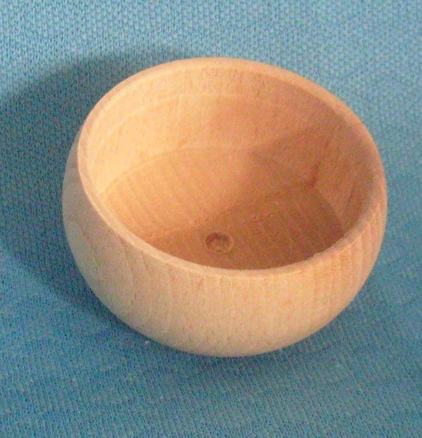 Holztüllen für Teelichter