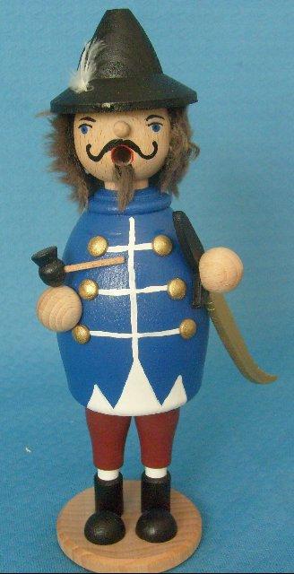 Räuchermann Musketier