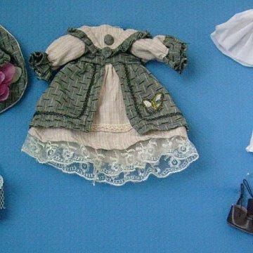 Puppenkleidung für 25 cm Puppen