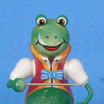 Frosch - Herr Kapellmeister