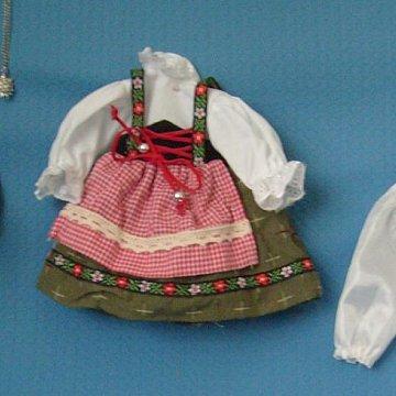 Puppenkleidung für 20 cm große Puppen