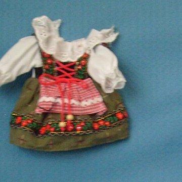 Puppenkleidung für 15 cm große Puppen