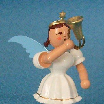 Engel mit Jagdhorn