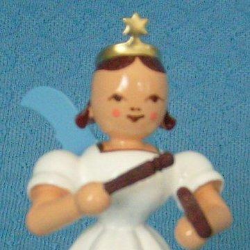 Engel mit Klanghölzer