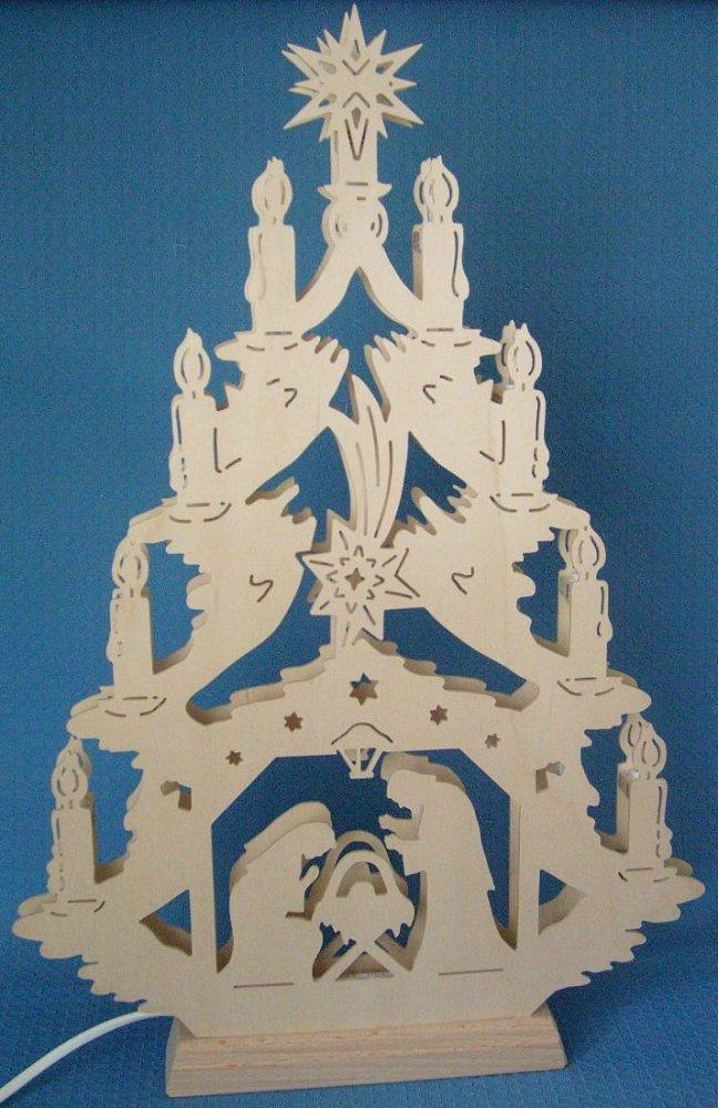 Baum Christi Geburt